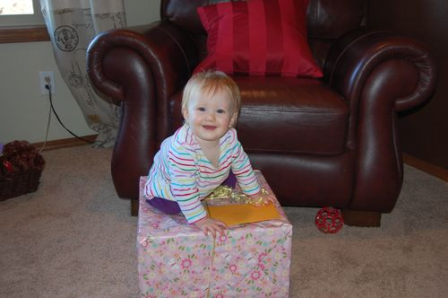 Karis 1st Birthday 002