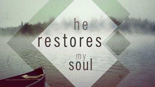 Psalm 23 blog